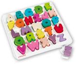 alphabet encastrable janod